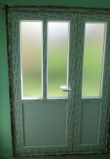 PVC ukazna vrata