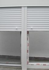 PVC prozor,sa roletnom-Reiner profil