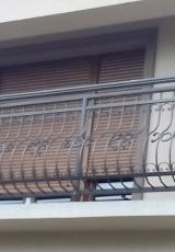 PVC balkonska vrata-Rehau profil-Alu roletne