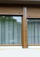 PVC prozor-Rehau profil u boji drveta