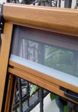 Rehau profil-rolo komarnik