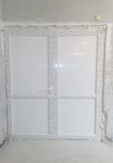 PVC vrata