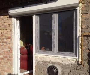 PVC balkonska vrata