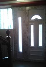 Uazna PVC vrata