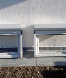 PVC prozori,sa rolo komarnicima