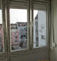 PVC stolarija-zatvarenje terase