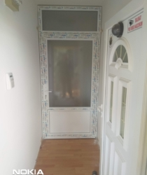 Pvc ulazna vrata ili pomocna vrata