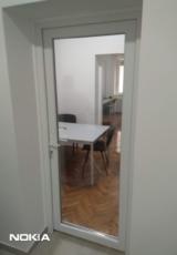 Pvc pomocna ili kancelarijska vrata
