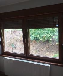 Pvc prozor-zlatni hrast