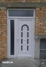 Pvc dvokrilna vrata