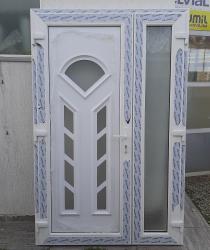 Dvokrilna Pvc vrata